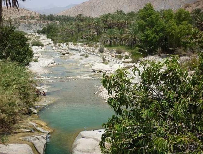 جاذبه های طبیعی استان هرمزگان